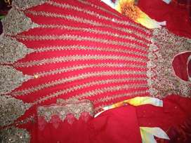 Red Frock for Engagement
