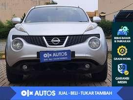 [OLX Autos] Nissan Juke 1.5 RX  A/T 2014 Silver