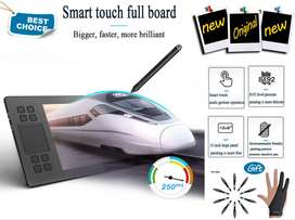 Graphics Drawing Tablet veikk A50 Digital Pen tablet with 8192 Levels