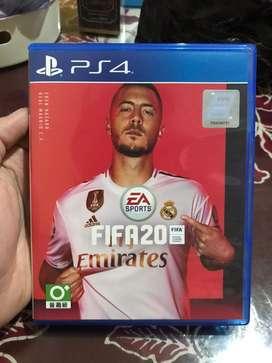 Fifa 20 Reg Asia PS4