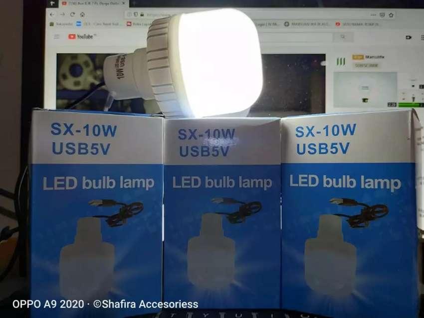 LAMPU LED SX USB  10 W 0