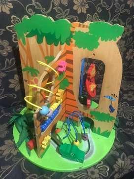 Maze Mainan Edukasi ex playground