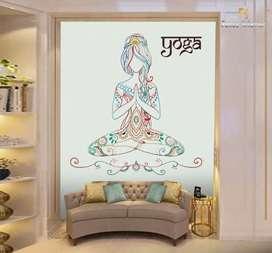 Exclusive Wallpaper dinding & plafon medan
