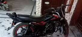 Suzuki Bike 150 sale serious buyer contact