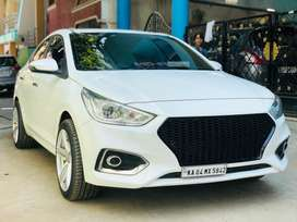 Hyundai Fluidic Verna 1.6 CRDi SX Automatic, 2020, Diesel