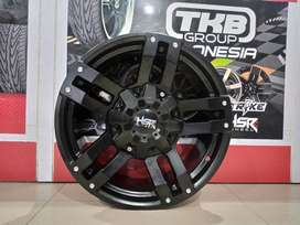 Credit Velg Mobil Surabaya Ring 18x9 || Velg offroad || Fortuner Vnt