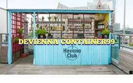 Booth Container coffe shop Container custom booth semi Container hits
