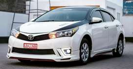 Corolla 2015 Body kit
