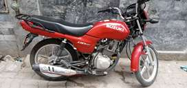 Gd 110s red color.