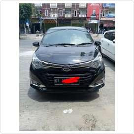 Dijual Mobil Sigra R Deluxe MT 1,2R (Tipe tertinggi)