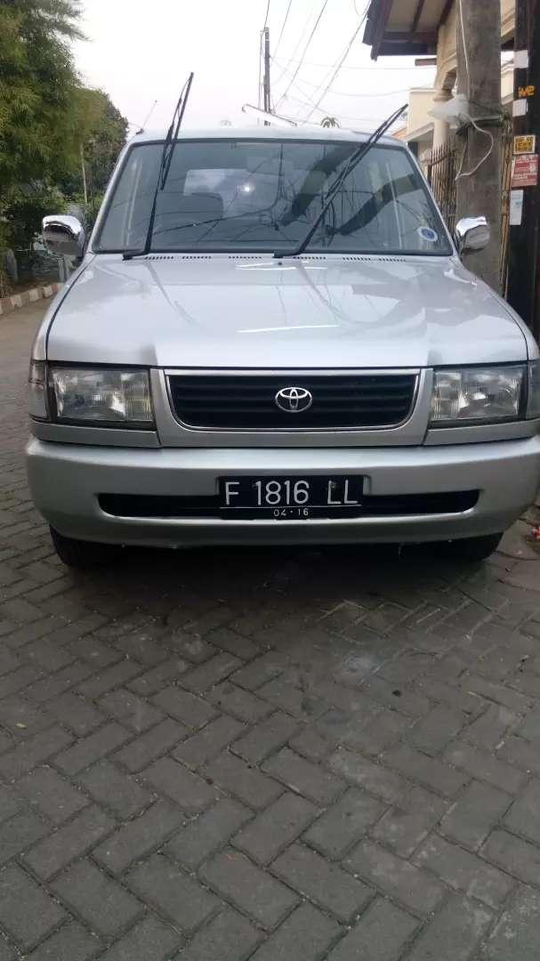 Toyota Kijang LSX 1,8 mt 1999 0