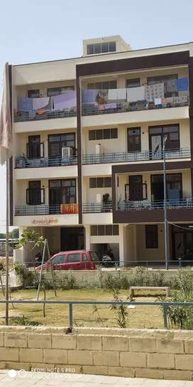 Front facing 3 bhk flats 2.67 lac subsidy