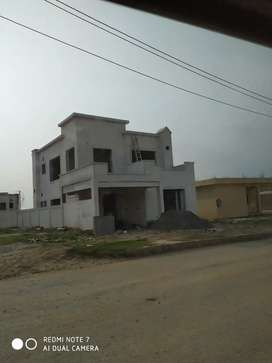 IST ballot corner plot magnolia  for sale in DHA valley Islamabad