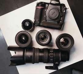 Nikon D3s Kit