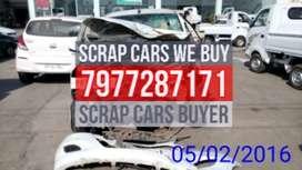 Total loss scrap cars buyers