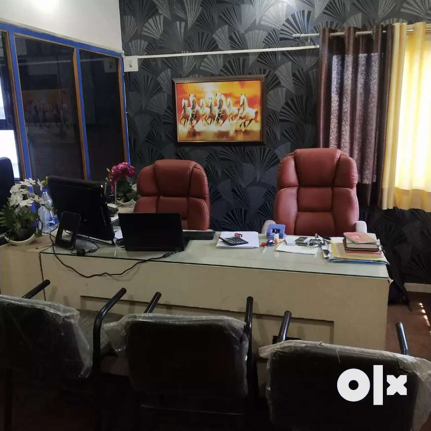 Office on rent at monthly rent of Rs. 15000/- 0