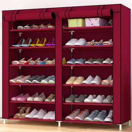 Standing Organiser Hold Home Shoe Rack Shelf Storage Closet Cabinet Co