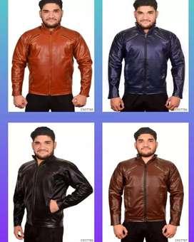 Leadhar jacket