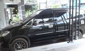 Toyota Kijang Innova G Tahun 2008 Hitam Bensin