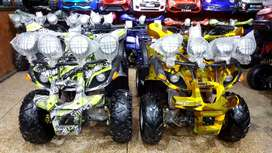 125 cc medium size Zer0 Meter QUAD ATV BIKE Brand new 4 sell