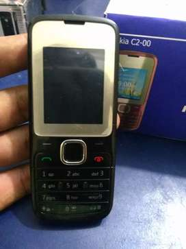 Nokia C2.00 Dual Sim PTA Approved Original Phone with Free Delivery