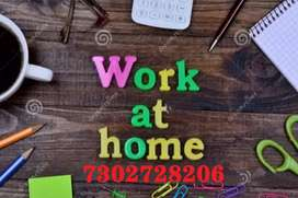 Work online data at home to earn income