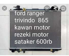 Radiator ford ranger
