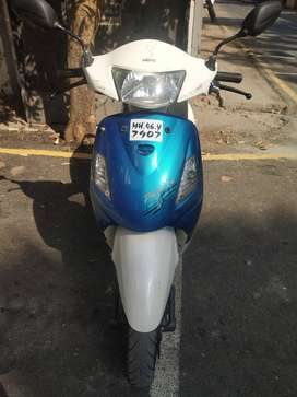 Hero Model Pleasure Year 2014 KM driven 24,000 km