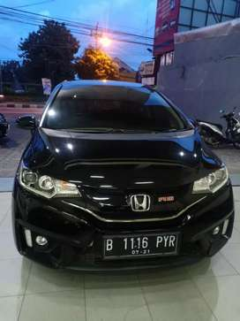 Honda all new jazz RS triptonik
