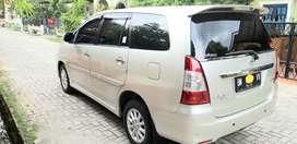 Kijang Innova 2012 Type V Manual Bensin