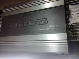 Power merk intersys jepang 4 chanel ori