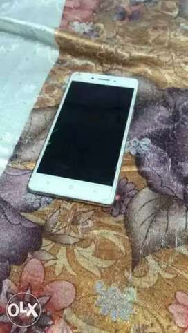 Oppo F1.    Mobile        2 year old