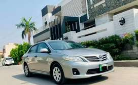 Toyota Corolla Xli on easy monthly installment