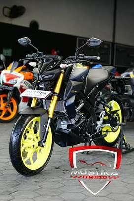 Yamaha MT 15 TH 2019 KM 2Rb Gress Mirip Baru Wiliam Mustika