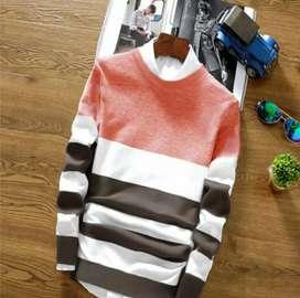 Classic fashionable men's sweatshirt