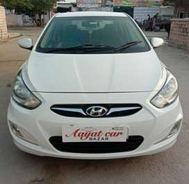Hyundai Verna Fluidic 1.4 CRDi CX, 2014, Diesel