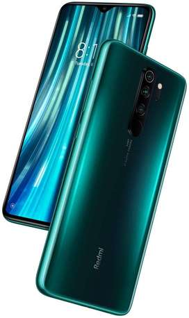 Redmi Note 8 Pro (Gamma Green, 8GB RAM, 128GB Storage)  64MP AI Quad r