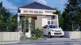 Rumah Asri kawasan kampung lalang new projek hrg perdana