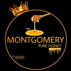 MONTGOMERY PURE JUNGLi HONEY