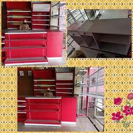 Meja kasir & register hpl