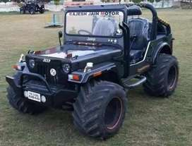 Modified jeep's