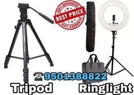 Ringlight Tripod Mobile holder