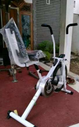 Promo murah platinum bike ada sandaran
