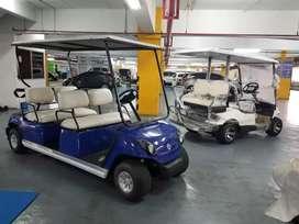 jual Golf car listrik / mobil golf yamaha