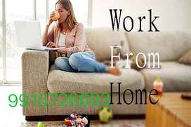 wanted genuine Part time home based data entry workers for genuinework
