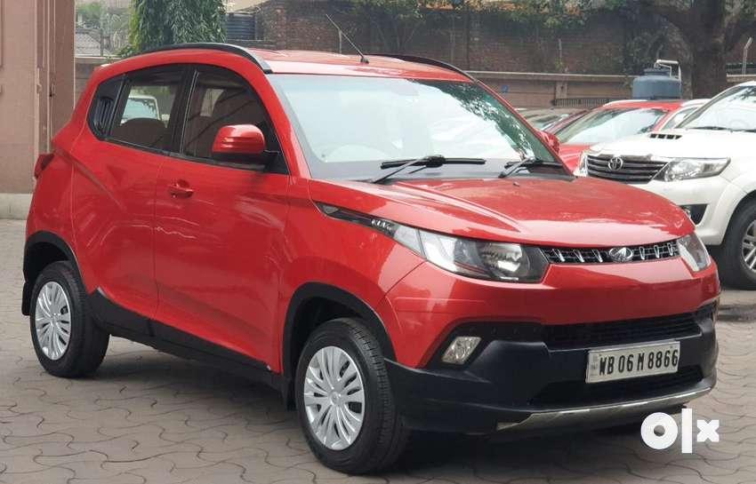 Mahindra Kuv 100 G80 K6 PLUS, 2016, Petrol 0