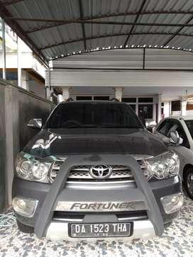Toyota Fortuner 2010 Matic