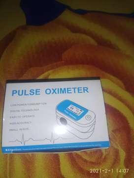 Oxymeter untuk mengukur deyut tekanan jantung
