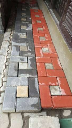 conblock konblok paving block kanstin loster roster bata tempel paping