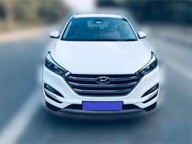 Hyundai Tucson CRDi, 2018, Diesel
